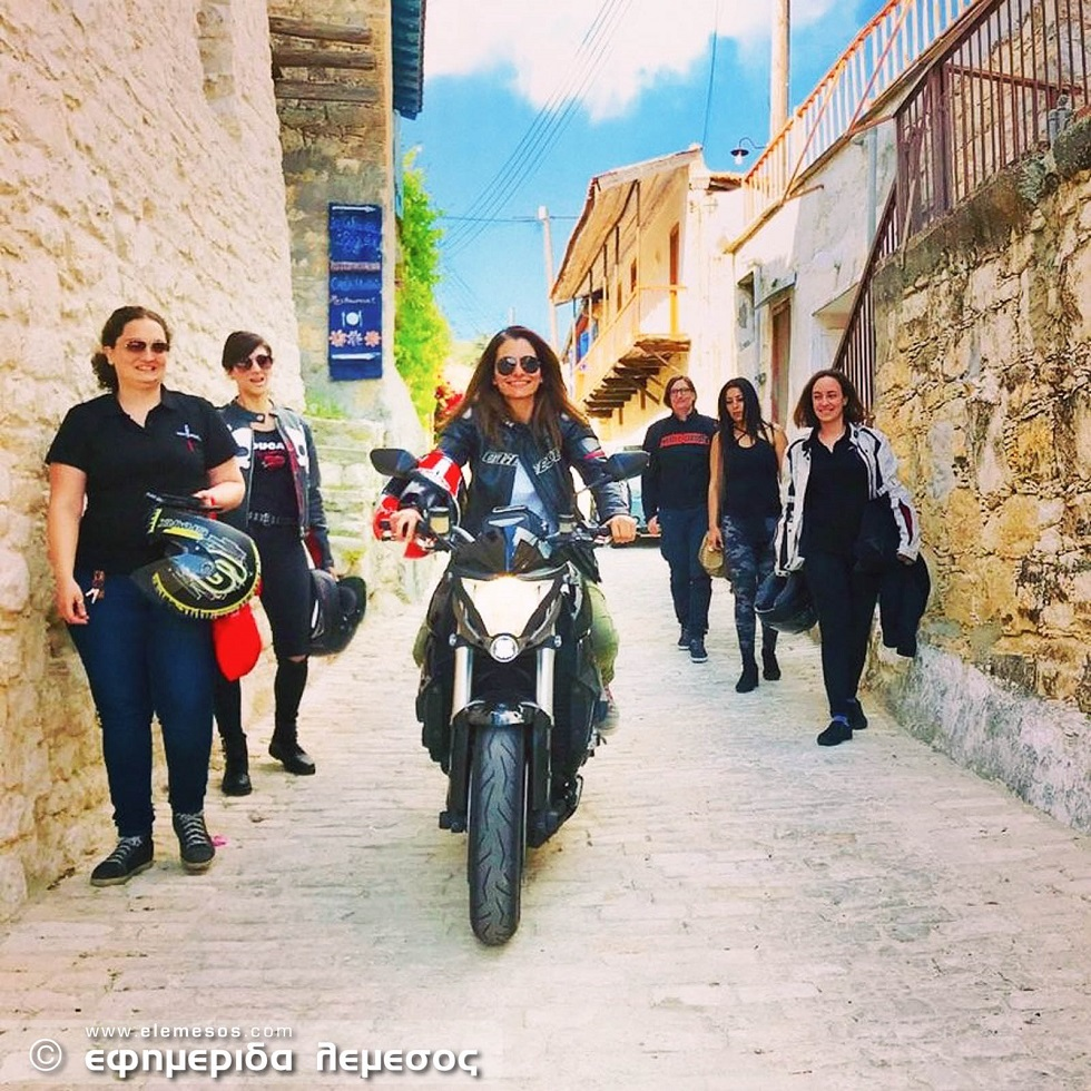 Citizens of Lemesos: Easy rider… γένους θηλυκού